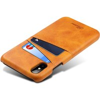 1 Pcs Leather iPhone Fitted Case