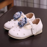 Pretty Flower Decor Flats for Toddler Girl and Girl