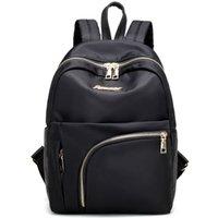 Sassy Waterproof Metal Decor Backpack
