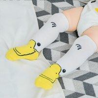 Cute Duck Design Stockings for Baby Girl