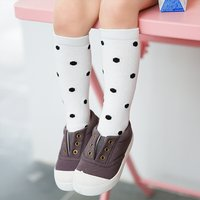 Stylish Patterned Mid-calf Length Socks for Baby and Toddler Boy