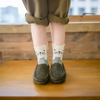 5-pair Animal Pattern Socks for Baby and Kid