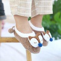 Adorable Slip-proof Animal Design Floor Socks for Baby and Toddler
