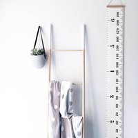 Stylish Height Chart Wall Decor