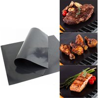 1 Pc Durable Non-Stick Outdoor BBQ Mat