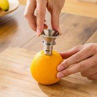 1 Pc Convenient Portable Kitchen Lemon Squeezer