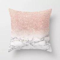 1-piece Pretty Color-blocking Pillow Case ( no pillow core )