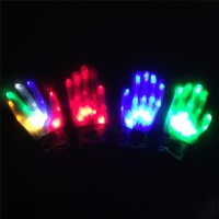 1 Pc Creative LED Glove Party Holiday Supply