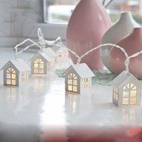 Beautiful House Design LED Vibe String Night Light