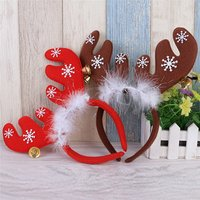 Lovely Christmas Cosplay Bell Headband