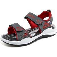 Trendy Letter Print Sandals for Boy