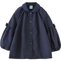 Adorable Doll Collar Long-sleeve Jacket for Kid