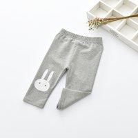 Rabbit Print Pants