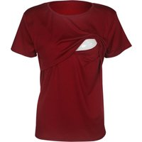 Women's Casual Nursing  Short-sleeve Tee