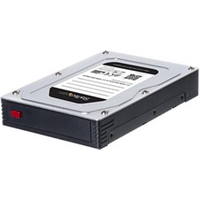 Image of Box hard disk esterno Startech.com adattatore hard disk da 2,5'' a 3,5'' 25satsas35hd