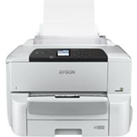 Image of Stampante inkjet Workforce pro wf-c8190dw - stampante - colore - ink-jet c11cg70401