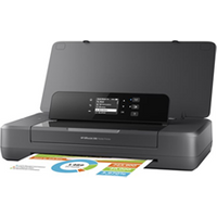 Image of Stampante inkjet Officejet 200 mobile printer - stampante - colore - ink-jet cz993a#bhc