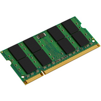 Image of Memoria Ram Ddr2 - 1 gb - so dimm 200-pin - senza buffer kta-mb667/1g
