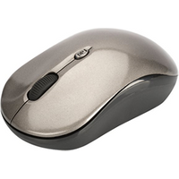Image of Mouse Ednet notebook mouse - mouse - 2.4 ghz - nero, antracite 81166