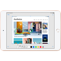 Image of Tablet 10.5-inch ipad air wi-fi + cellular - terza generazione - tablet mv0f2ty/a