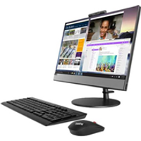 Image of PC Desktop V530-22icb - all-in-one - core i5 8400t 1.7 ghz - 8 gb - 256 gb 10us0062ix