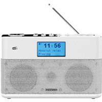 Image of Radiosveglia Cr-st50dab - radio portatile dab - bluetooth cr-st50dab-w