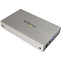 Image of Box hard disk esterno Startech.com enclosure per dischi rigidi esterni sata iii 3,5'' usb 3.0 con uasp