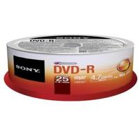 Image of DVD Dmr-47 - dvd-r x 25 - 4.7 gb - supporti di memorizzazione 25dmr47sp