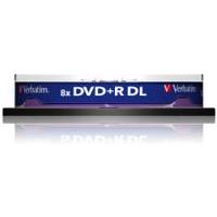 Image of DVD Dvd+r dl x 10 - 8.5 gb - supporti di memorizzazione 43666/10