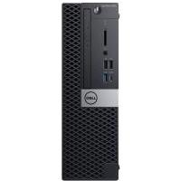 Image of PC Desktop Dell optiplex 5060 - mt - core i7 8700 3.2 ghz - 8 gb - 256 gb k6ctd