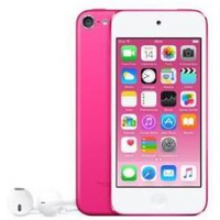Image of Lettore MP3 iPod Touch 32GB Pink 6a Generazione