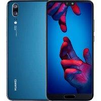 Image of Smartphone P20 Blu 128 GB Dual Sim Fotocamera 20 MP