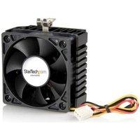 Image of Ventola Startech.com ventola cpu socket 7/370 65x60x45mm con dissipatore e connettore