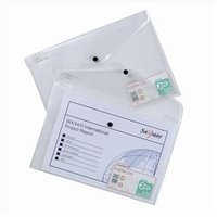 Snopake Polyfile Lite Wallet File Polypropylene  Pack 5    15412