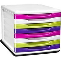 Image of CEP Happy 8 Drawer Unit Multicoloured - 1003980811