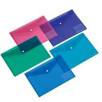 5 Star Office Envelope Stud Wallet with Card Holder  Pack 5    936889