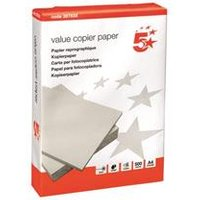 5 Star Value Copier Paper Multifunctional Single - 39793X