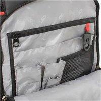 Image of Gino Ferrari Juno 16 inch Laptop Backpack Black - GF501