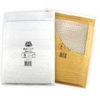 Jiffy Airkraft 00 White Id 115 X 195mm Ext 145 [Pack 100] - MAKC04012