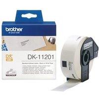 Brother DK Labels DK-11201 29mm x 90mm Standard Address Labels DK11201