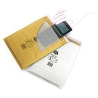 Jiffy Mailmiser 3 White Id 220 X 320mm Ext 250 [Pack 50] - MBMM02016