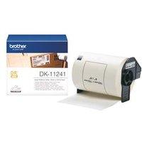Brother DK Labels DK-11241 102mm x 152mm Large Shipping Labels DK11241