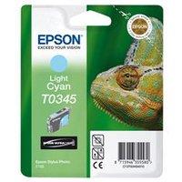 Epson T0345 Cyan Ink Cartridge - C13T03454010
