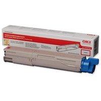 OKI 2.5K Magenta Microfine Laser Toner for