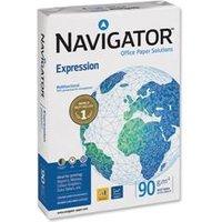 Navigator Inkjet Printer Paper Smooth 90gsm A4 White - NEX0900024