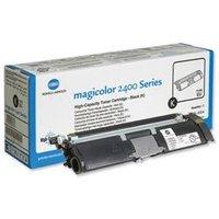 Konica Minolta MC 2400/2500 Series High Capacity Black Toner Cartridge