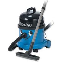 'Numatic Charles Wet And Dry Vacuum Cleaner 1200w 15l Dry 9l Wet 7.1kg
