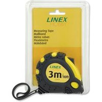Linex Measuring Tape with Hook and Non-slip Surface
