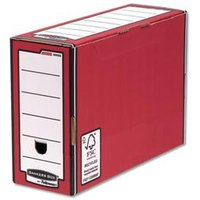 Image of Bankers Box by Fellowes Premium Transfer File [Pack 10] - 00058-FF