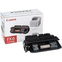 Canon FX 6 Black Fax Toner Ref FX-6